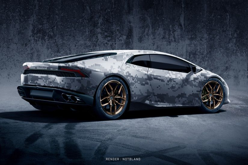 Lamborghini Huracan Wallpapers Picture