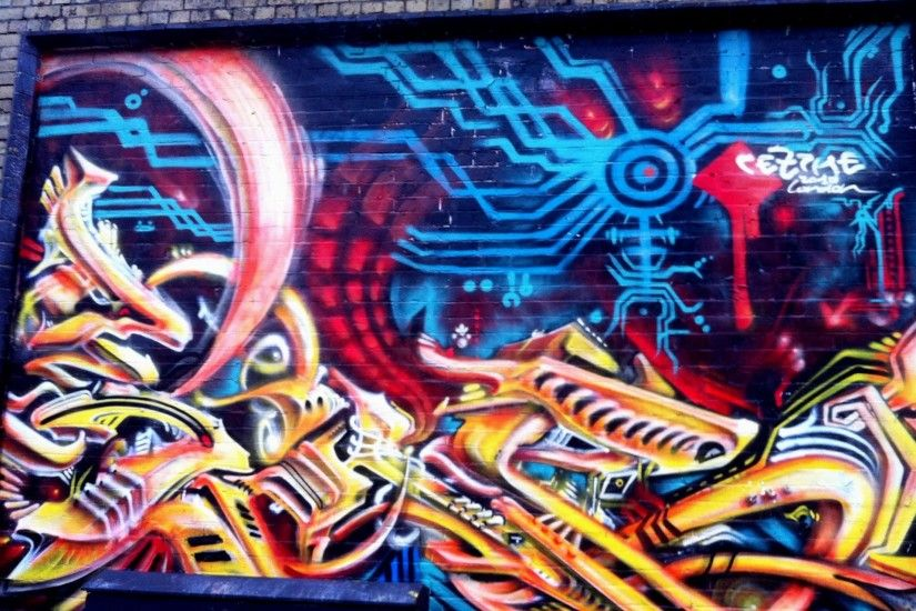 2017-03-04 - free desktop wallpaper downloads graffiti - #1470237