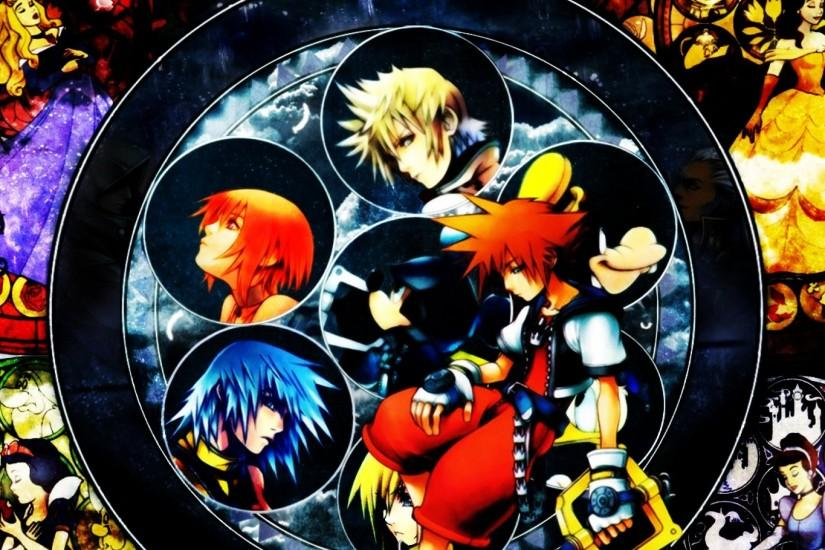 Square Enix releases KINGDOM HEARTS 2.8 PC wallpapers - News .