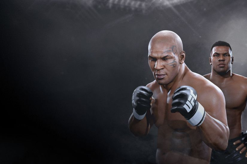 'UFC 2': New Gameplay Trailer Reveals 'Iron' Mike Tyson Offer For Pre-Order  Customers | Player.One