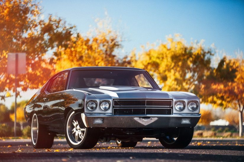 Vehicles - Chevrolet Chevelle Wallpaper