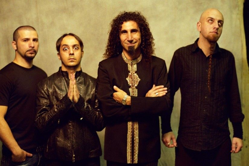 5 x System of a Down