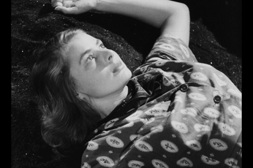 3 Films By Roberto Rossellini Starring Ingrid Bergman (Blu-ray) : DVD Talk  Review of the Blu-ray