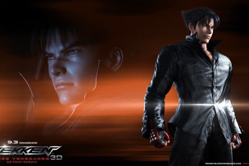 Jin Kazama HD Wallpapers : Get Free top quality Jin Kazama HD Wallpapers  for your desktop