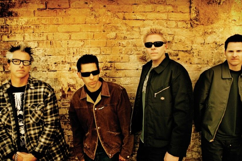 2560x1440 Wallpaper the offspring, punk rock, musicians, dexter holland,  kevin wasserman,