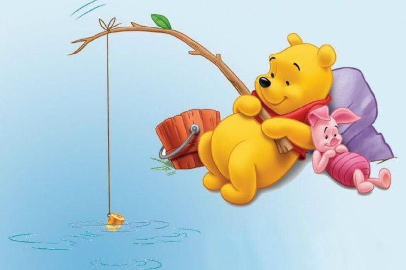 Winnie the Pooh Disney Full HD Wallpaper Image for Phone