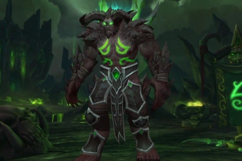 Wallpaper Of World of Warcraft Legion Demon Hunter For Desktop | HD  Wallpapers | Pinterest | Legion demon, Wallpaper and Warcraft legion