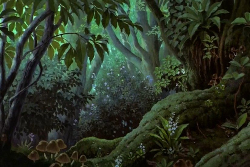 HD Wallpaper | Background ID:690713. 1920x1080 Movie Princess Mononoke. 3  Like. Favorite