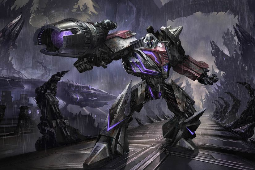Image for decepticon in game wallpaper