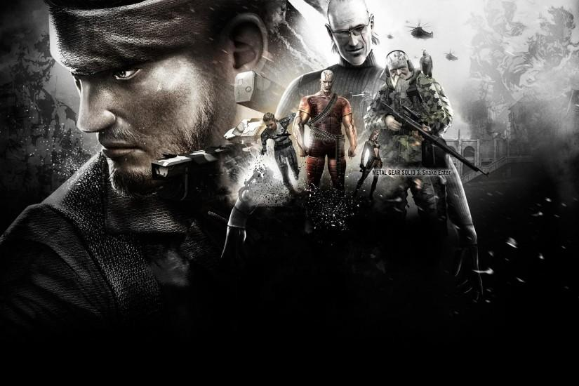 Wallpapers HD Metal Gear Solid - Taringa!