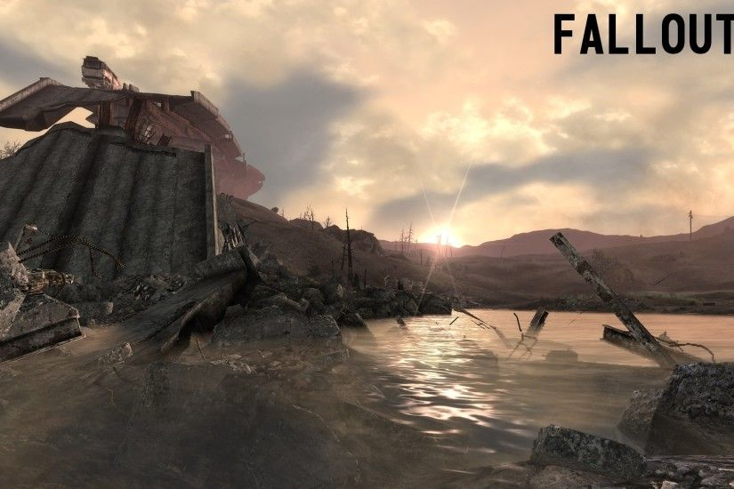 Fallout 3 Landscape. No Caption Provided No Caption Provided .