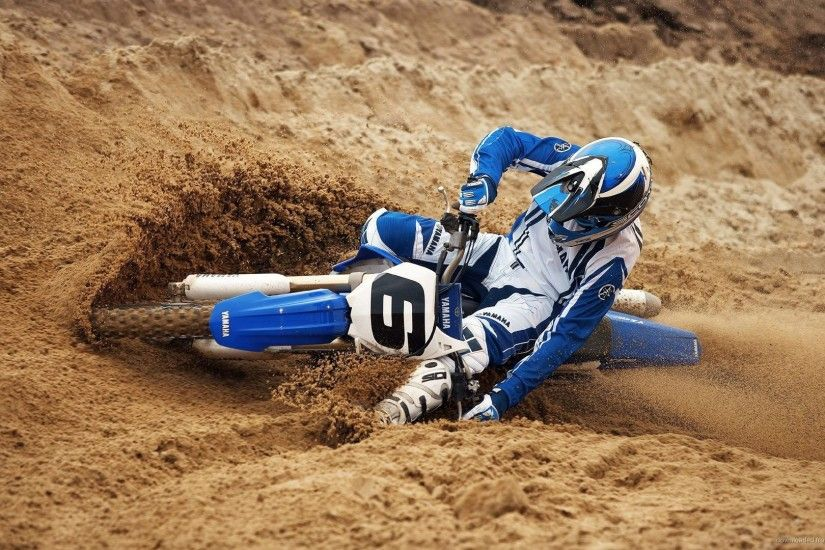 Dirt Bike Motocross Desktop Wallpaper picture