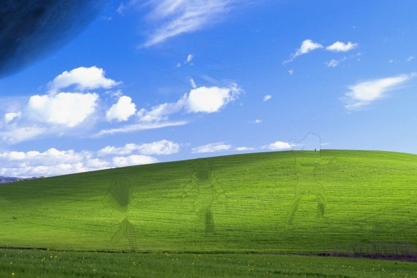Windows XP, Predator (movie), Alien Vs. Predator, Hill Wallpapers HD /  Desktop and Mobile Backgrounds