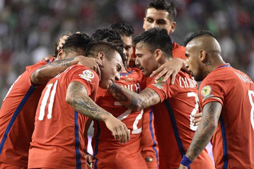 Watch Chile make it through to the semi-finals of the Copa America by  thrashing