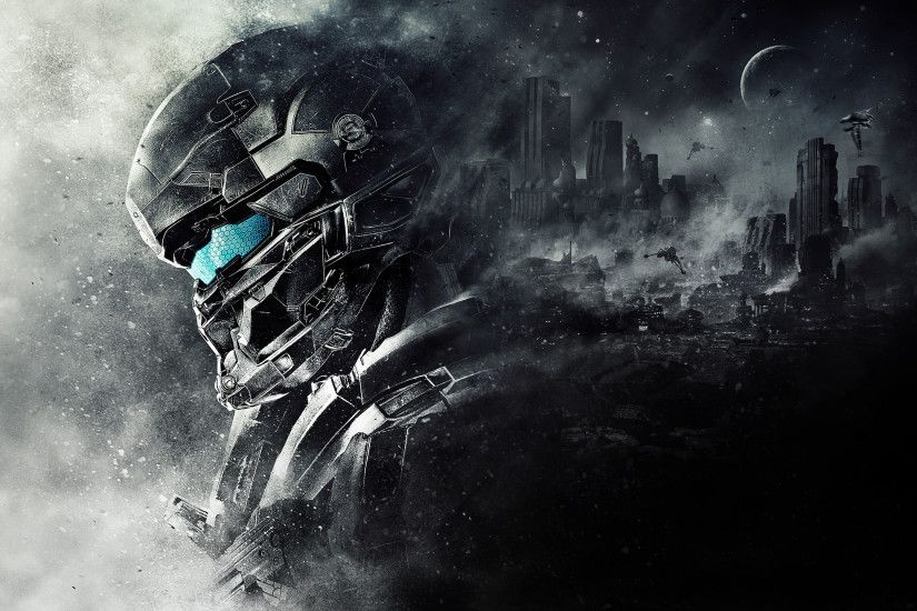 Download <b>1680x1050</b> Master Chief In Blue <b>