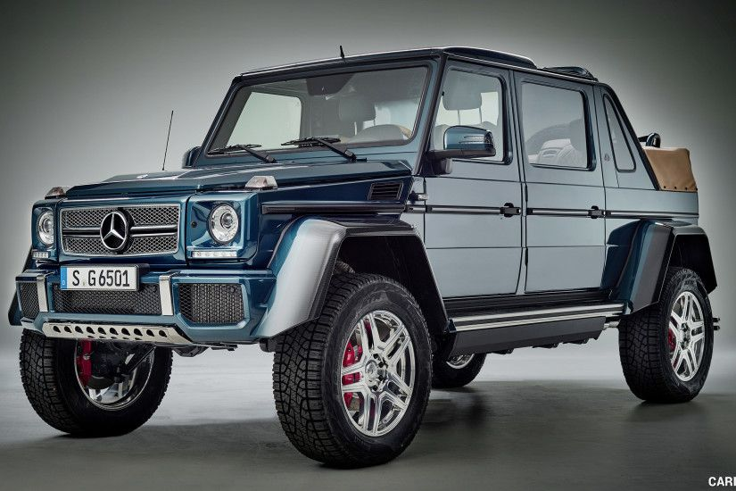 2018 Mercedes-Maybach G 650 Landaulet Wallpaper