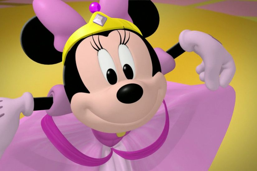 Mickey Mouse Clubhouse images Minnie-rella (Princess Minnie-rella) HD  wallpaper and background photos