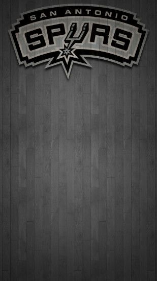 San Antonio Spurs 2017 Mobile home screen wallpaper for iPhone, Android,  Pixel