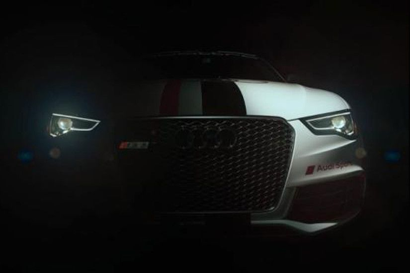 Audi RS5 Pikes Peak Rendered