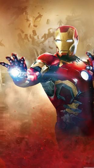 full size iron man wallpaper 1440x2560 retina