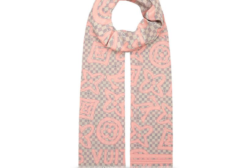 Tahitienne Stole in Women's Accessories Scarves and Shawls collections by Louis  Vuitton