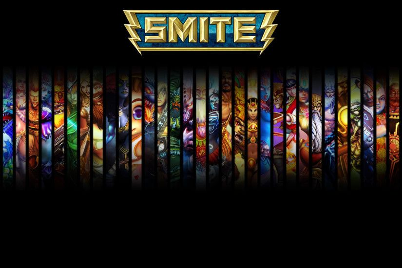 ... 21:9 Ultrawide God Wallpaper : Smite ...