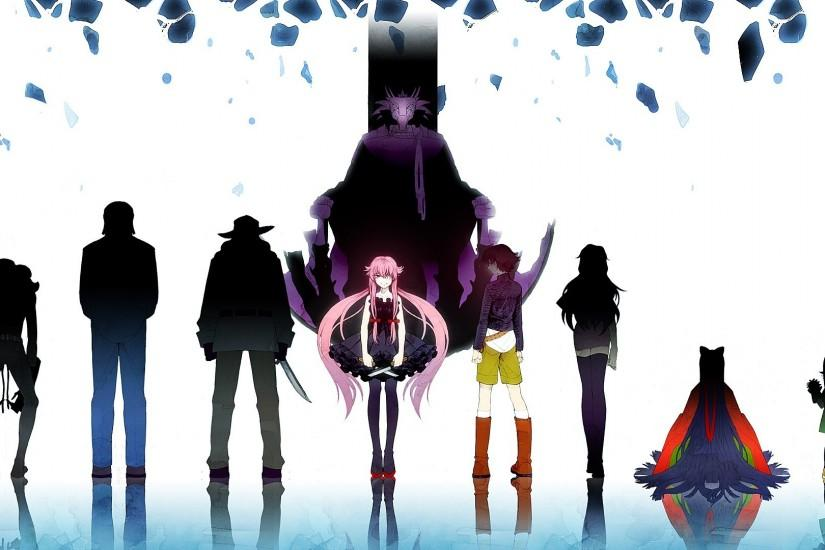 Anime - Mirai Nikki Wallpaper