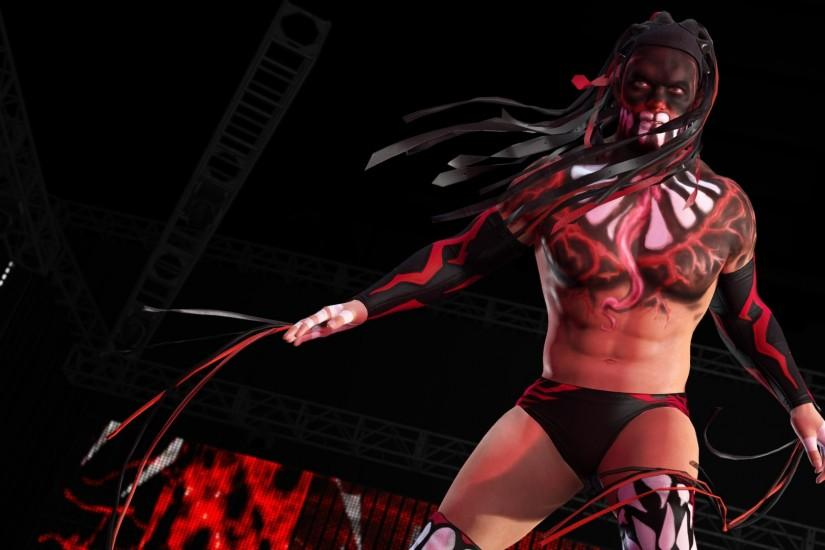 W2K16 Finn Balor for 1920 x 1080 HDTV 1080p resolution