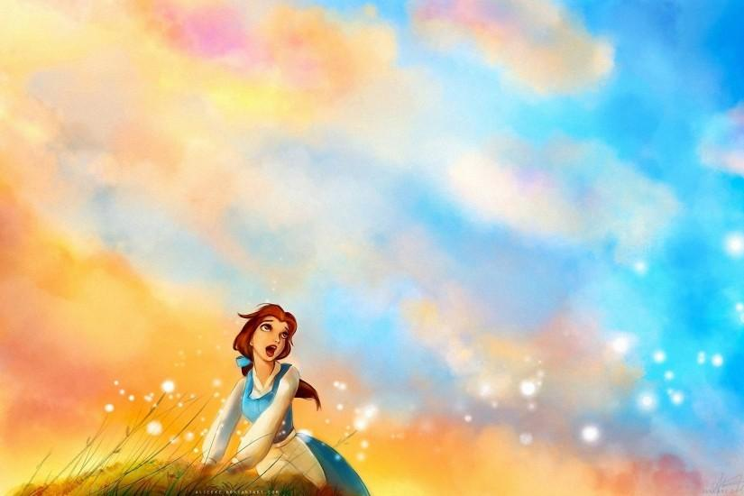 Beauty and the Beast wallpaper  Download free full HD