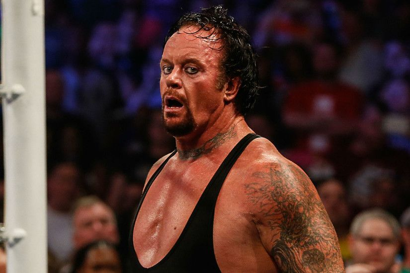 WrestleMania 33: WWE stars, fans react to The Undertaker's goodbye | WWE |  Sporting News
