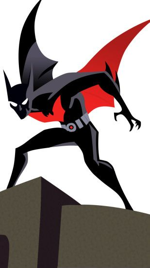 TV Show Batman Beyond Batman. Wallpaper 285663