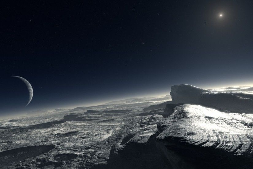 Preview wallpaper pluto, planet, dwarf planet, trans-neptunian objects,  news 1920x1080
