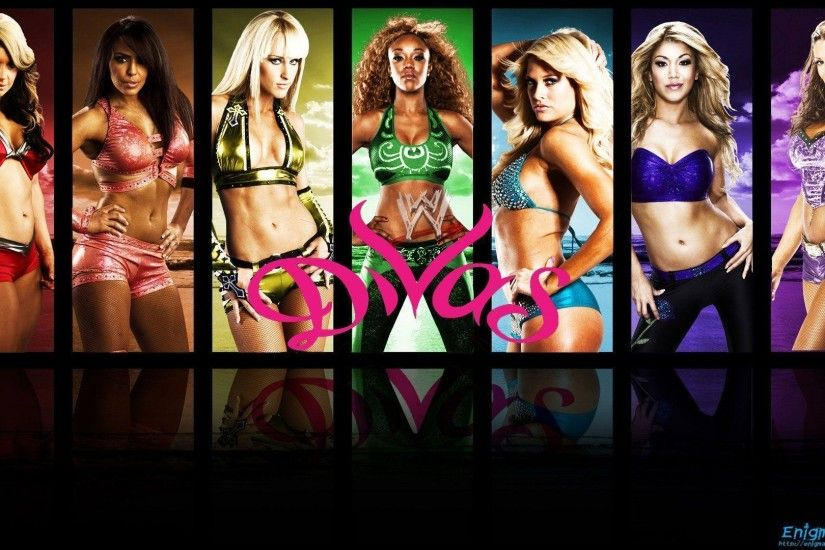 Wwe Divas Wallpapers Collection (36+)