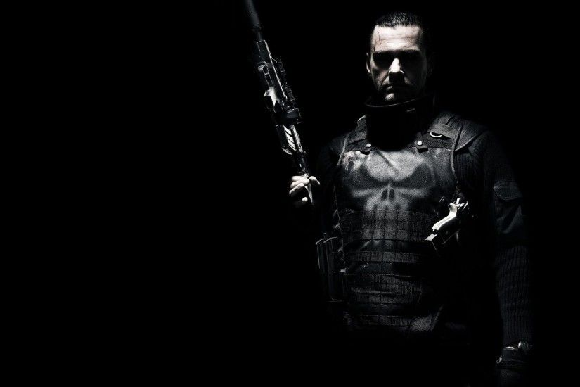 Punisher ray stevenson Wallpapers