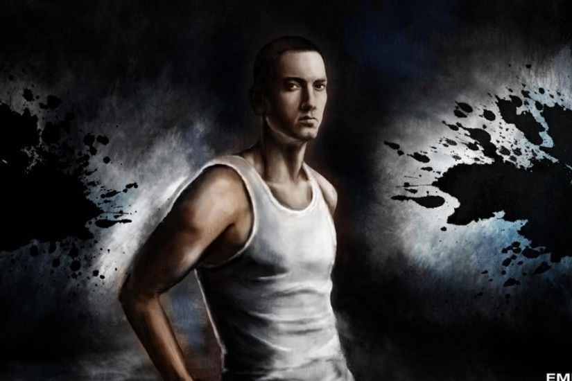 Eminem Wallpapers HD A25