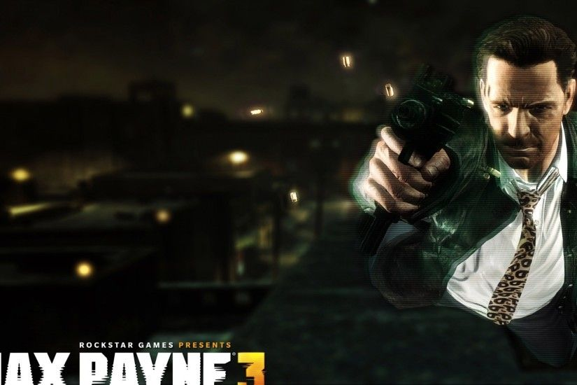 Max Payne 3 HD wallpapers #19 - 1920x1080.