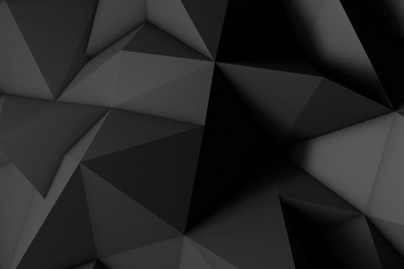 3D black diamond free desktop wallpaper 1920x1080.