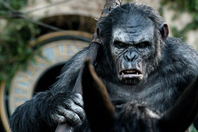 Dawn Of The Planet Of The Apes Maurice