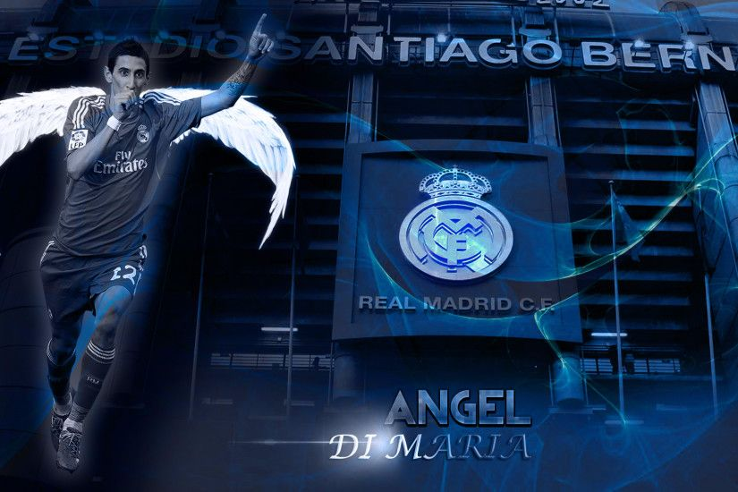 RicardoDosSantos by ChrisRamos4 Angel Di Maria Wallpaper ft.  RicardoDosSantos by ChrisRamos4