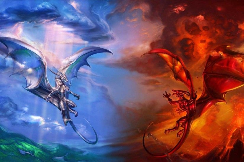 ... Ice Dragon Wallpaper Downloads 10210 - Amazing Wallpaperz ...