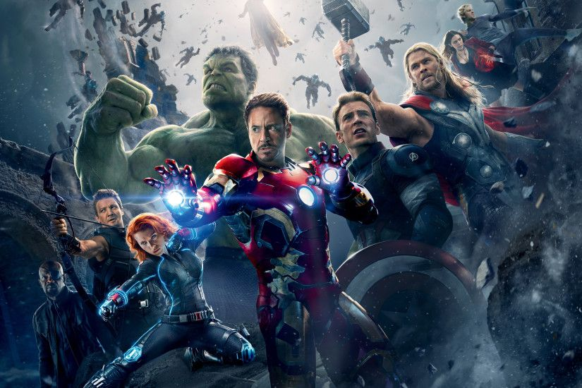 Avengers Age of Ultron - This HD Avengers Age of Ultron wallpaper is based  on Avengers