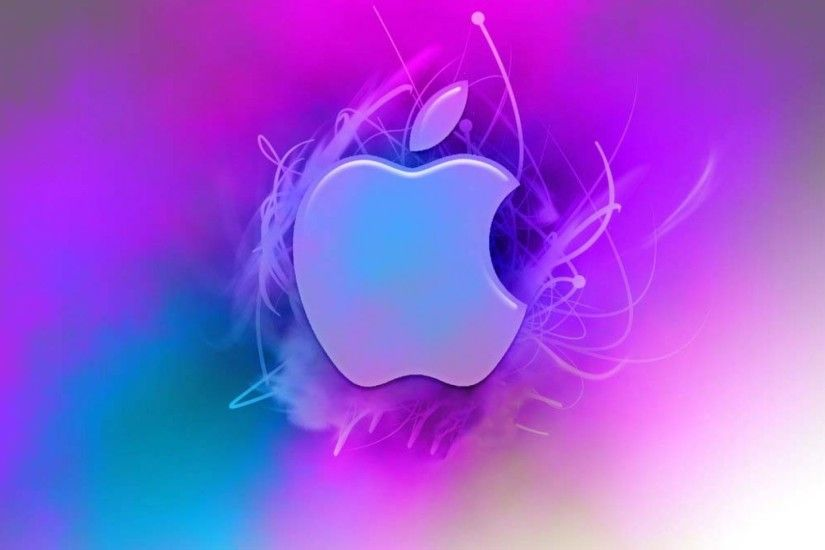 Apple Color Storm 01 | HD Brands and Logos Wallpaper Free Download ...