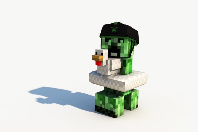 1920x1080 Minecraft Creeper Desktop Backgrounds - Wallpaper Cave .