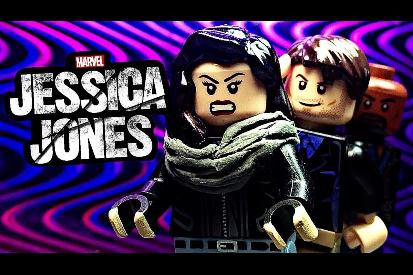 Lego MARVEL: Jessica Jones- Custom Minifigures - Watch the video --> http