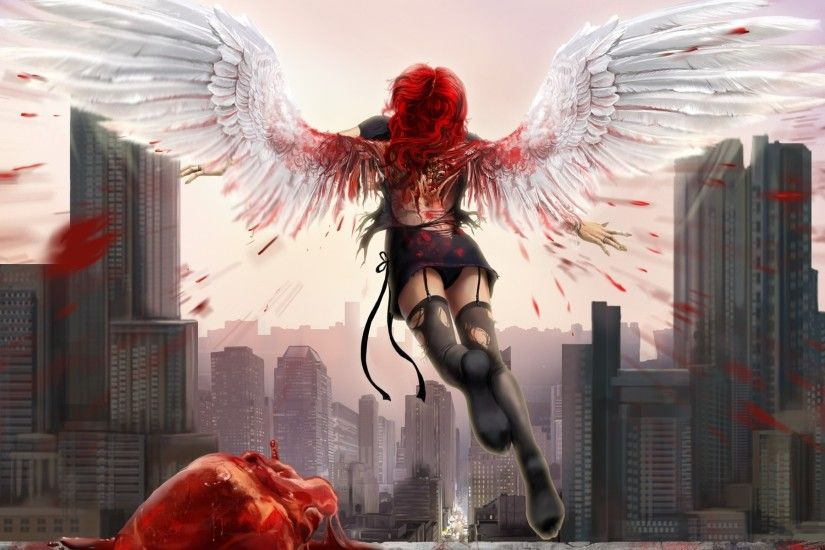 Angel · Image for Anime Fallen Angel Wallpaper ...