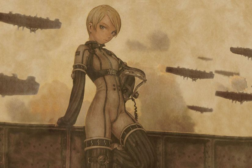 Anime Last Exile Wallpaper
