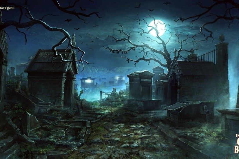 graveyard Fantasy Wallpaper Background | 28698 | Random pics | Pinterest |  Graveyards, Wallpaper and Warriors wallpaper