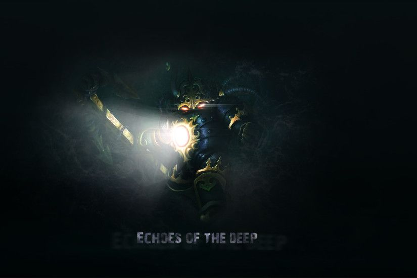 League of Legends Nautilus Wallpaper