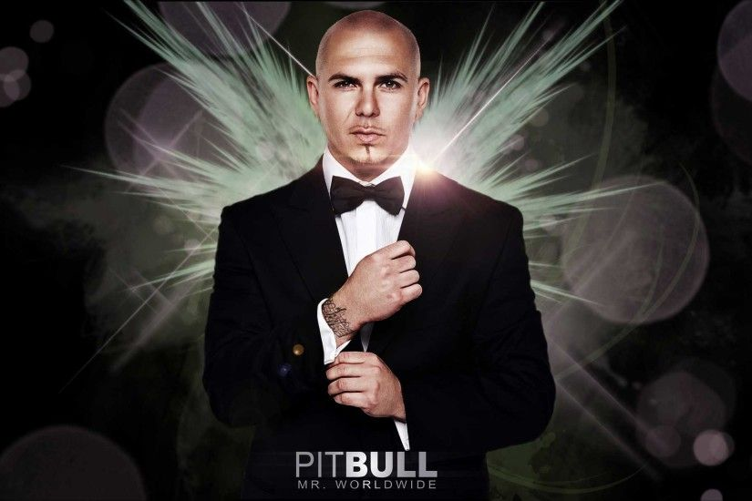 ... Pitbull Wallpaper ...