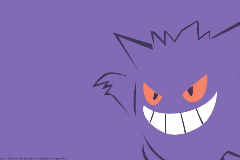 gengar wallpaper 1920x1200 for windows